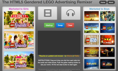 lego gender remixer