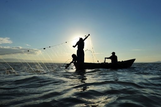 Fishing in Russia - AFP file photo