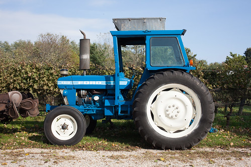 Booze Tractor