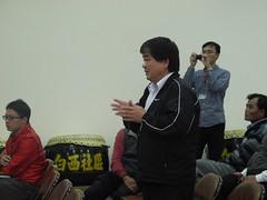 南龍漁會總幹事顏德坤。
