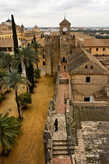 Castle of the Christian Monarchs, Córdoba, Spain