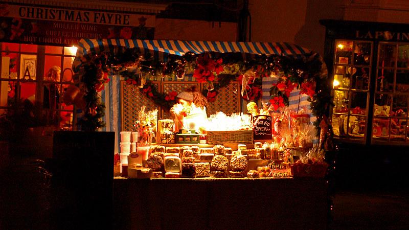 Market Stall - Castle Square
