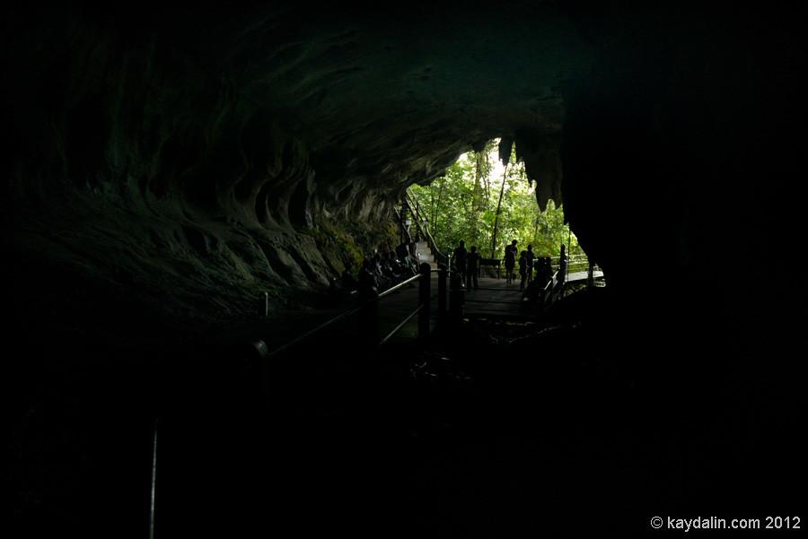 пещера ветров в мулу, малайзия