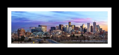 city sunset panorama skyline landscape interesting colorado colorful cityscape sony vivid denver frontrange exciting lastlight a55 tylerporter