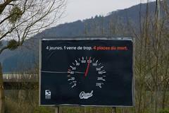 Publicité Sécurité Routière au Luxembourg