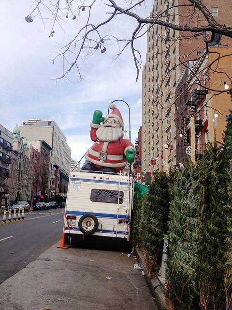Santa's RV