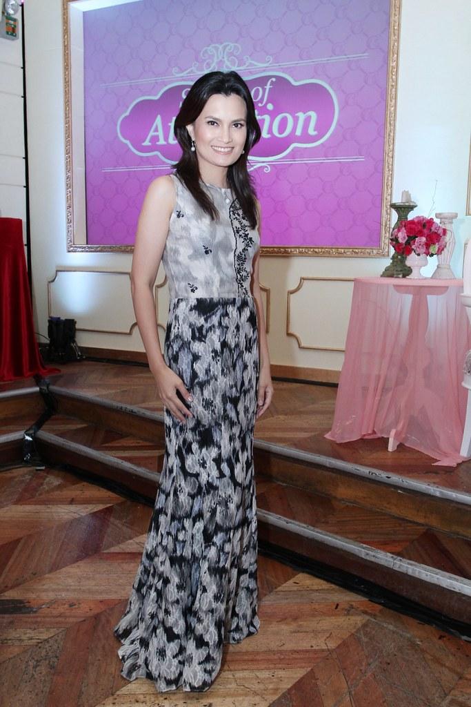Event Host Daphne Osena-Paez