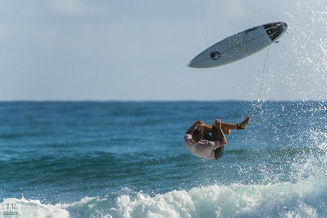 Surfing Burleigh #11