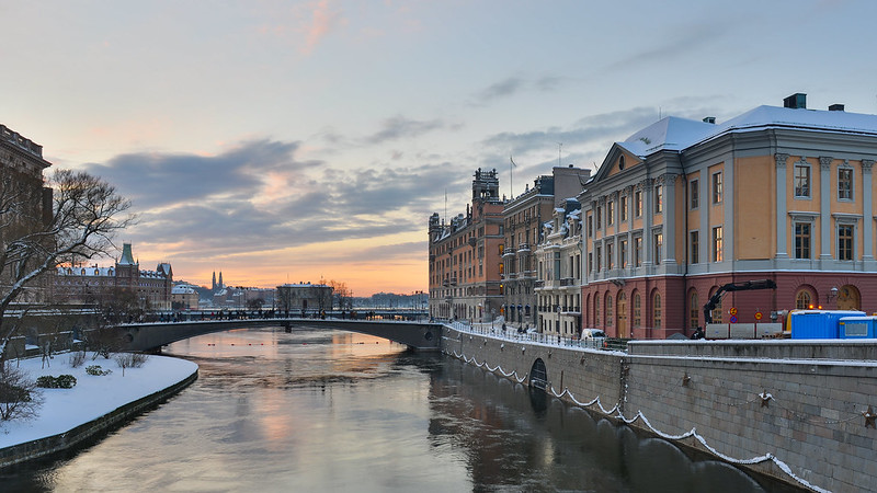 Winter in Stockholm II