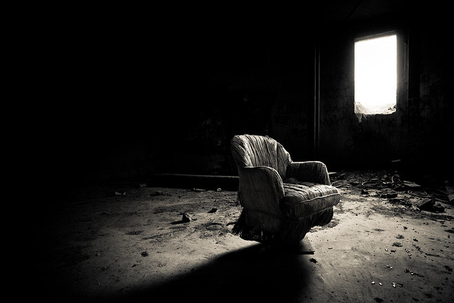 I Sit Alone