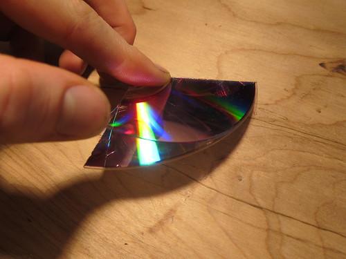 peeling DVD