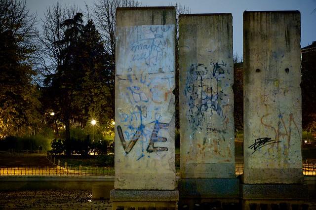 351/366: Die Berliner Mauer