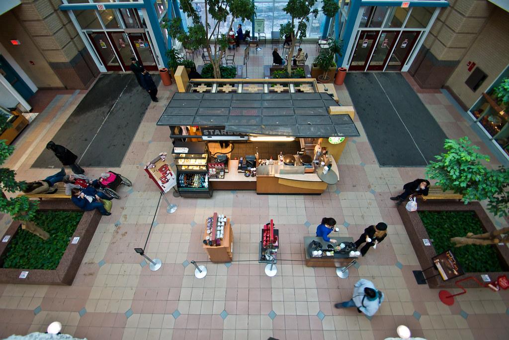 Starbucks - Portage Place
