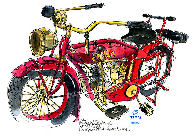 Indian Motorcycle (3)