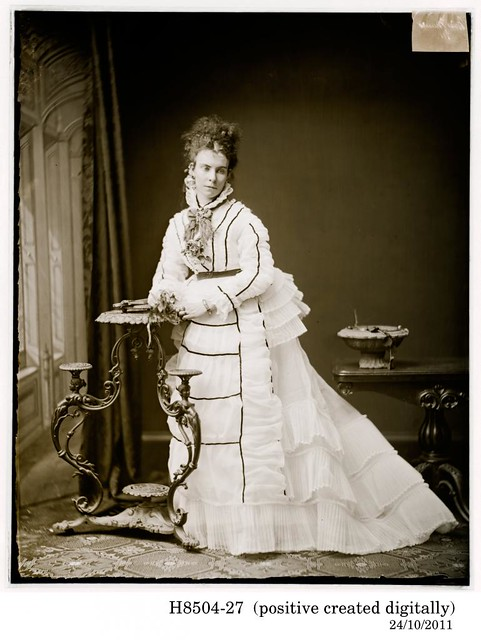 Miss Munro, Freeman Brothers Studio, 1871-1880