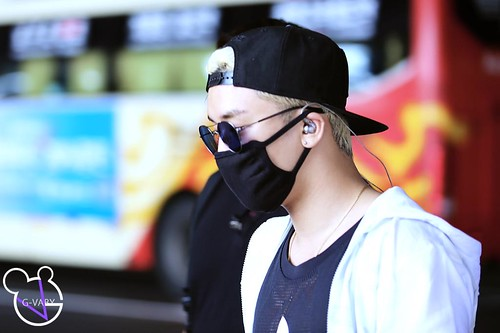 Big Bang - Incheon Airport - 15jun2015 - G_Vaby - 08