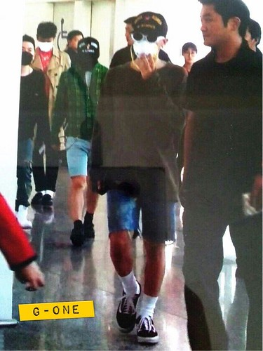 Big Bang - Hong Kong Airport - 15jun2015 - G-One - 01