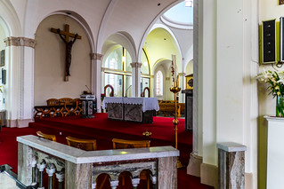 CHURCH OF CHRIST THE KING COMPLETED 1936 [SALTHILL GALWAY]-119849