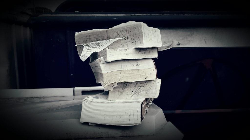 Reciclaje lexicográfico - EXPLORE 24, octubre, 2016