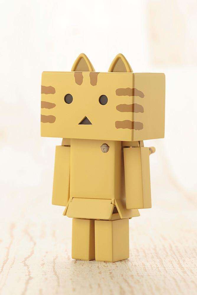 壽屋 迷你「貓咪阿楞」組裝模型作品!ニャンボー[ミニ]