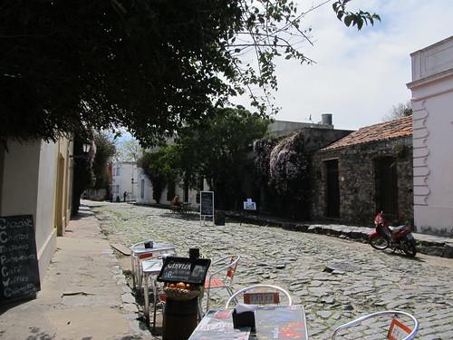 Colonia del Sacramento: le quartier historique et ses anciens pavés de pierre de schiste