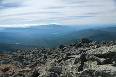 Caps Ridge Trail, Mt. Jefferson, White Mountains, NH