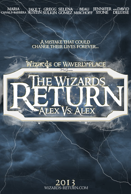 wizards of waverly place the wizards return alex vs