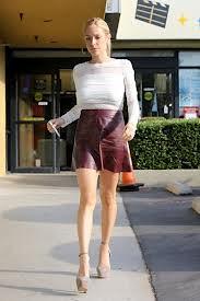 Kristin Cavallari Oxblood Trend Celebrity Style Women's Fashion