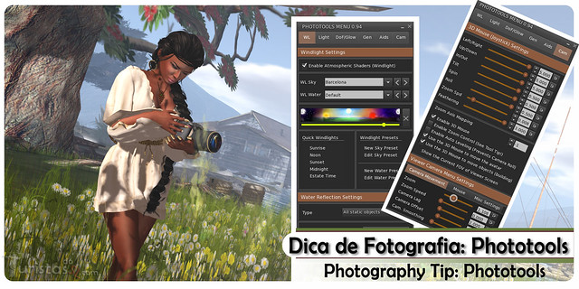 Dica de Fotografia - Phototools / Photography Tips!