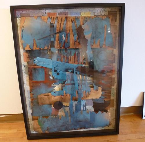 Steve Zihlavsky, Bona Fide 2 exhibit, Artspace Shreveport by trudeau