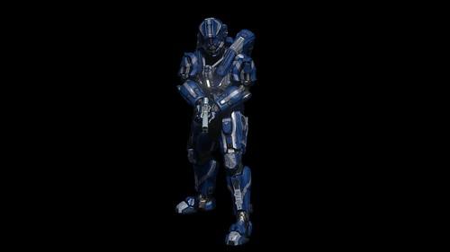 Halo 4 Engineer