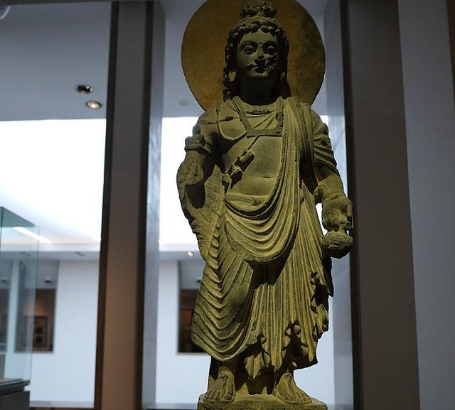 12 巴基斯坦弥勒佛,1-3世纪