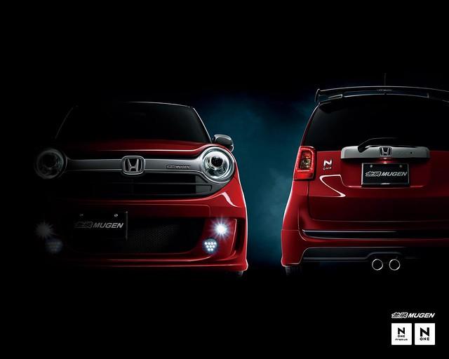 Honda N One Mugen