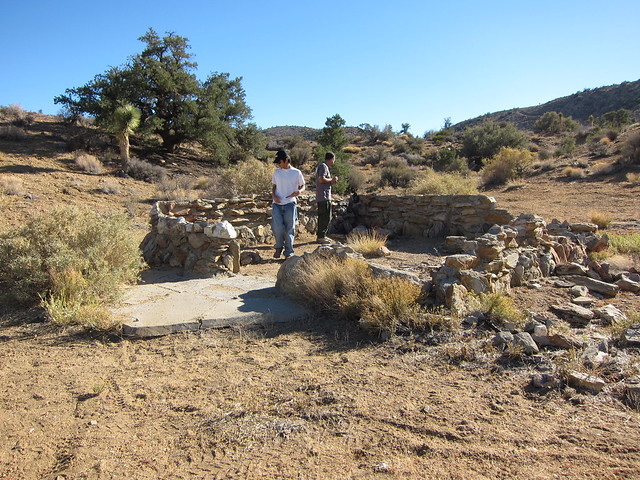Mojave Desert California Tripomatic