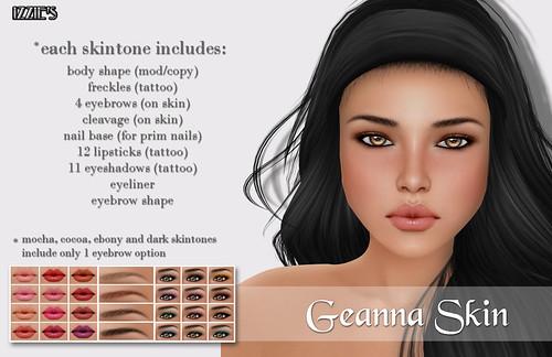 Geanna Skin