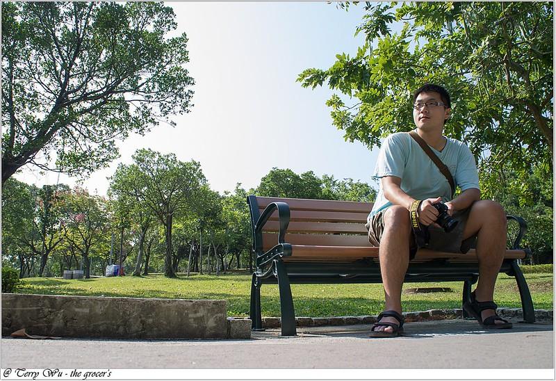 2012-11-10 姐妹會的老人團健行-大安森林公園-11