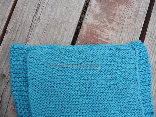 Garter Stitch Scarf