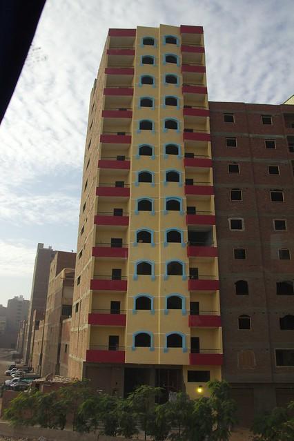 436 - Atascos Cairo