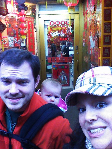 leaving Chinatown