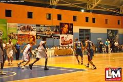 Figureos final Baloncesto Superior @ Poli Deportivo Moca