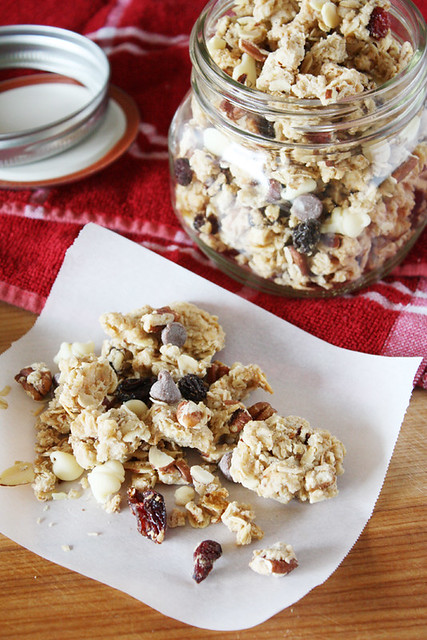 cookie granola. YUM.