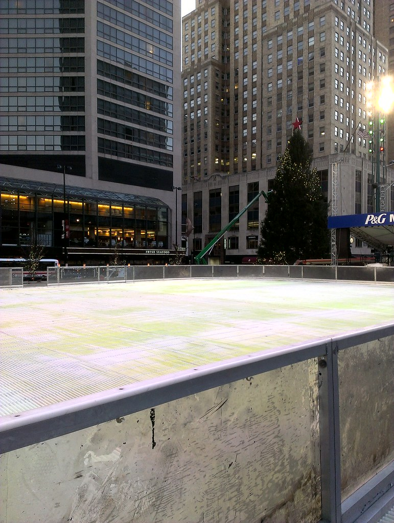 US Bank Ice Rink