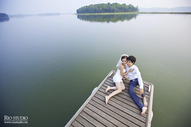 Ảnh cưới Công Hưng - Phương Anh (Đại Lải)