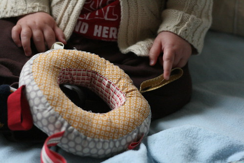 Soft Ring for a Baby