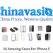 Cases for iPhone 5 - Covers for iPhone 5 by Rose Li Chinavasion