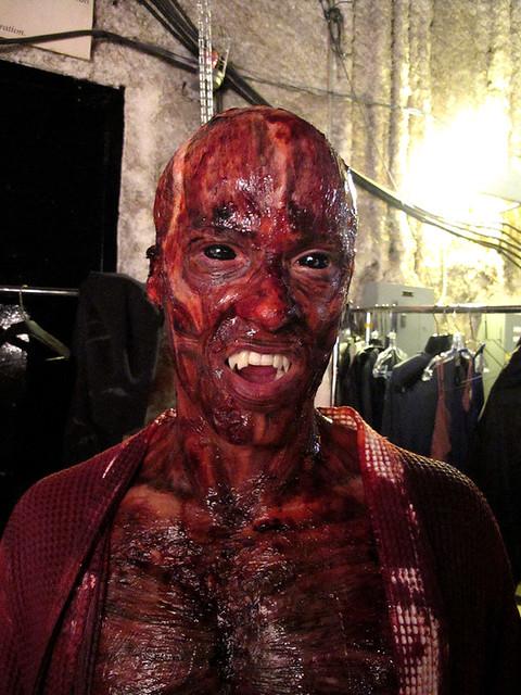Human skinned alive - photo#1
