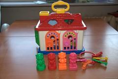 pon., 09/17/2012 - 11:33 - Domek z kluczami