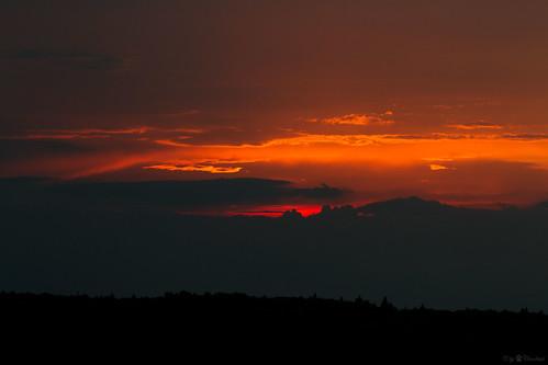 red sky sundownwallbergsonnenuntergangsundownhimmelskyrotred