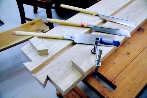 木工 板凳 20121113_2