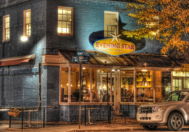 Evening Star in Del Ray